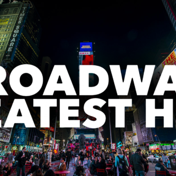 54 Sings Broadway's Greatest Hits – 11/20 9:45 PM ET